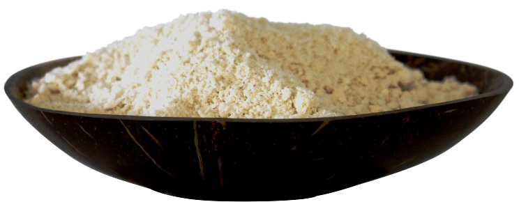 Kokosmilchpulver aus biologischem Anbau